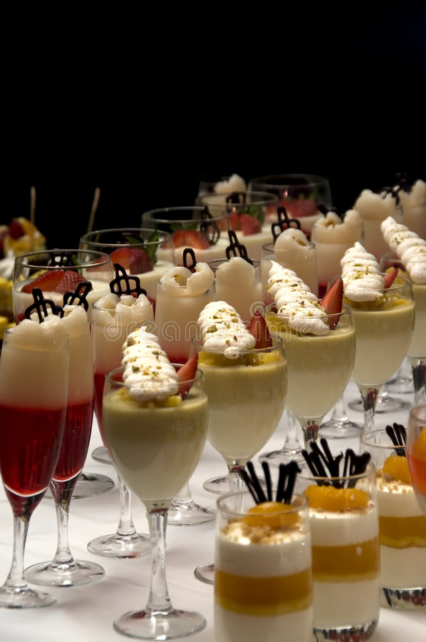 Download Desserts stock image. Image of creamy, nutrition, fruit - 8363521