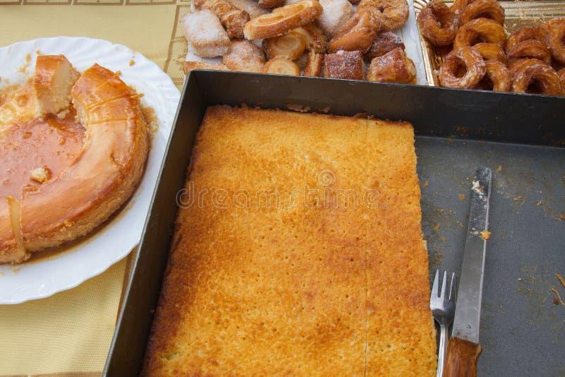 desserts assortis images libres de droits
