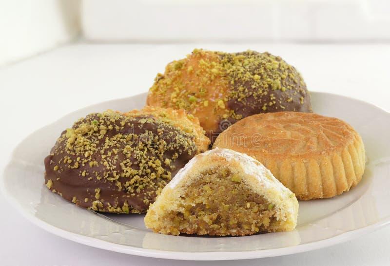 Desserts d'Eid photo stock