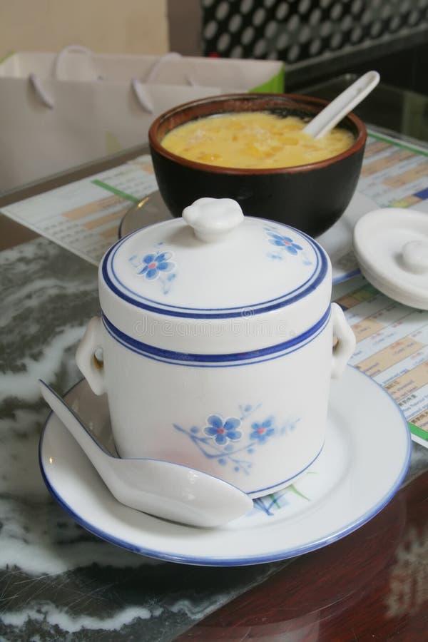 Desserts de chinois traditionnel photo libre de droits