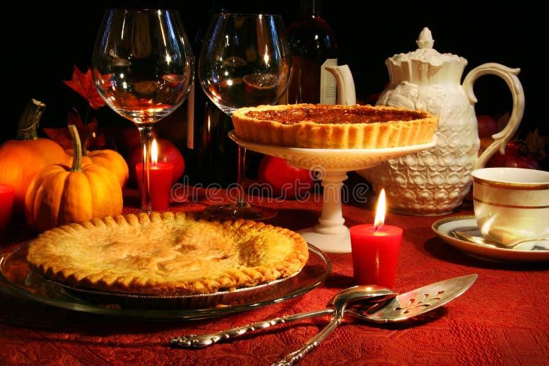 Desserts de fête photo libre de droits