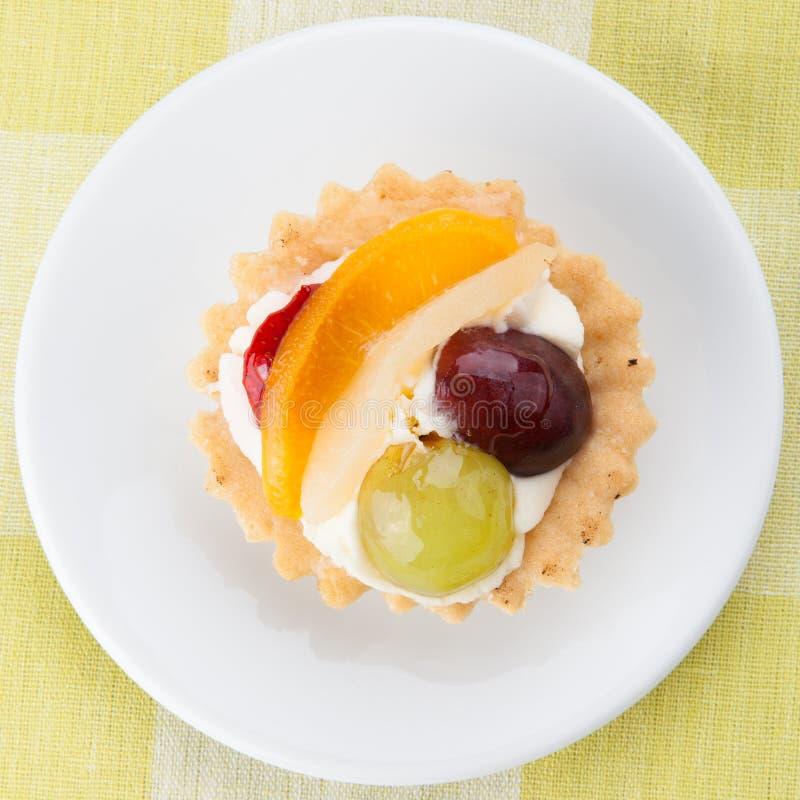 Desserttartlet royalty-vrije stock fotografie
