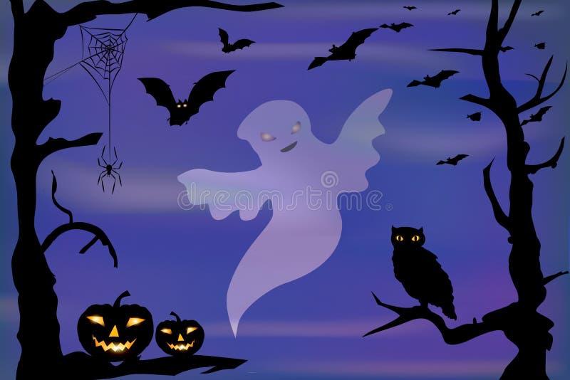 Dessign di Halloween immagini stock