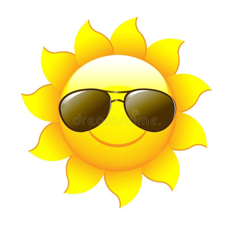 Dessin animé Sun