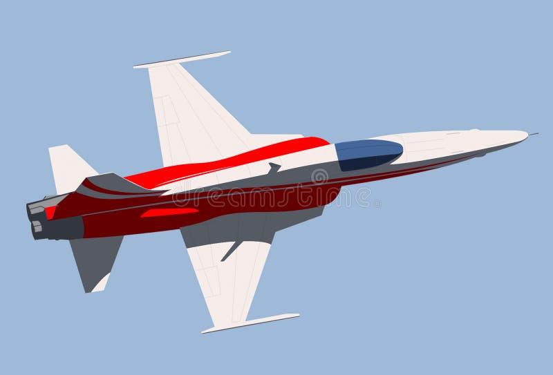 Dessin d 39 un avion de vol illustration stock illustration du noir 2758367 - Dessin d un avion ...