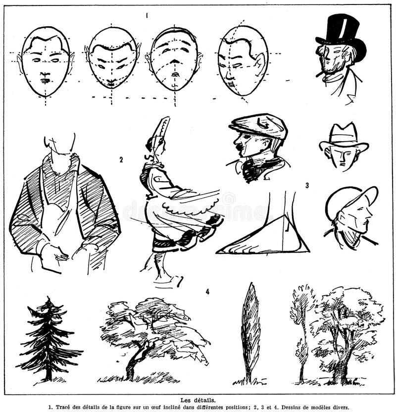 Dessin-détails Free Public Domain Cc0 Image
