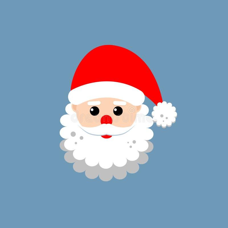 Père Noël sur fond blanc - Telecharger Vectoriel Gratuit, Clipart  Graphique, Vecteur Dessins et Pictogramme Gratuit
