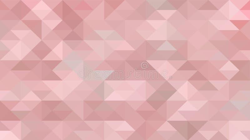 Dessin géométrique, mosaïque, mosaïque abstraite de fond, modèle pour l'annonce d'affaires, livrets, tracts illustration stock