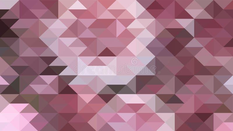 Dessin géométrique, mosaïque, mosaïque abstraite de fond, modèle pour l'annonce d'affaires, livrets, tracts illustration libre de droits