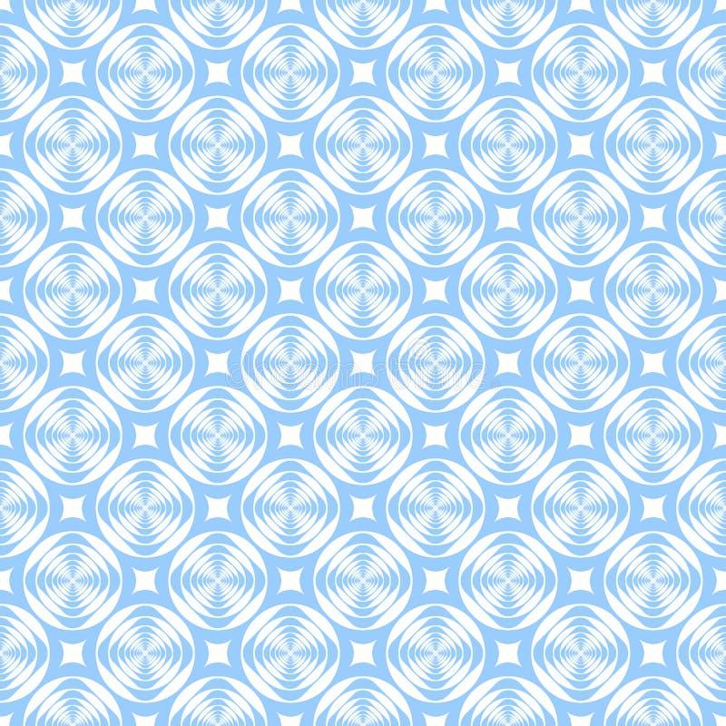Dessin géométrique sans joint. illustration libre de droits