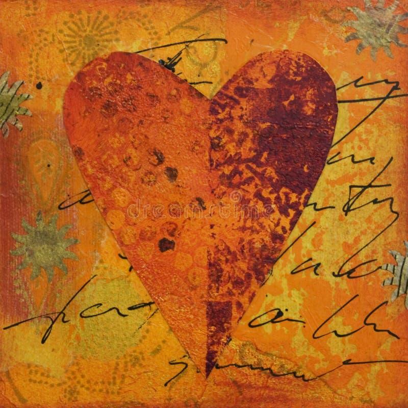 Download Dessin-modèle Fabriqué à La Main Illustration Stock - Illustration du jaune, amoureux: 4350130