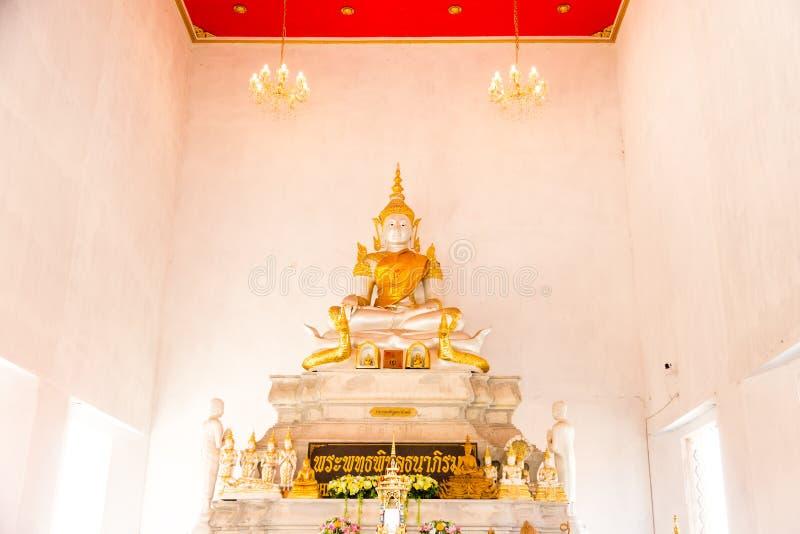 Dessus de Phak d'interdiction de temple de Wat Sa Mani Buddha, Nong Han District, Udon photos libres de droits