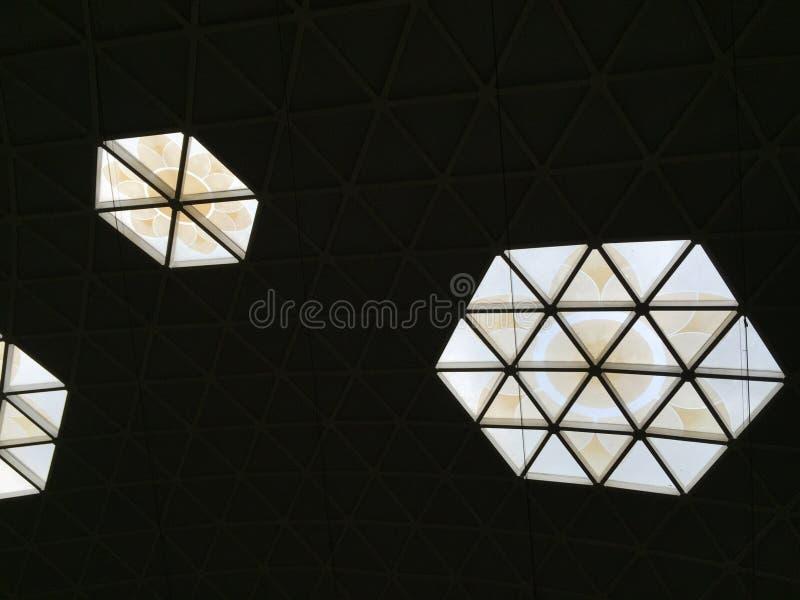 Dessus de toit photo libre de droits