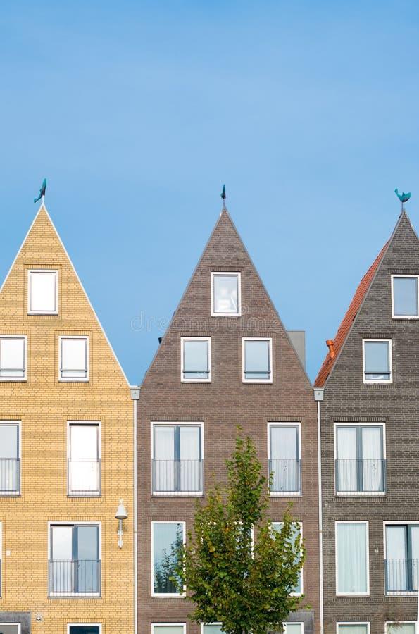 Dessus de toit semblables photographie stock libre de droits