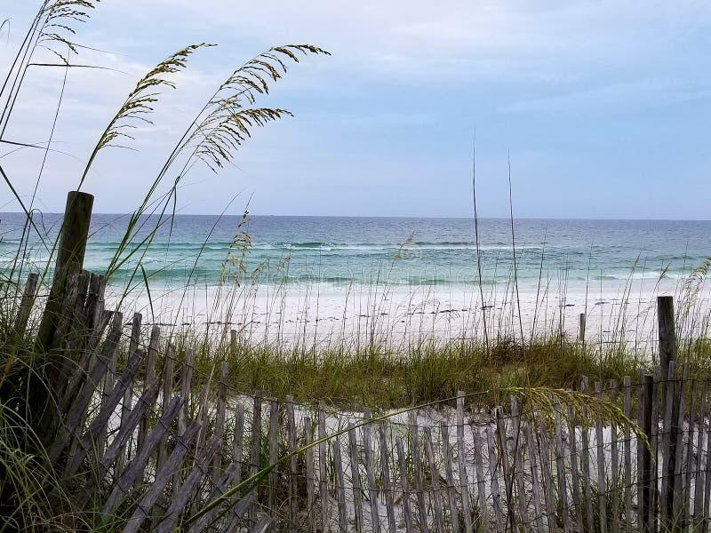 Destin Emerald Beach immagine stock libera da diritti