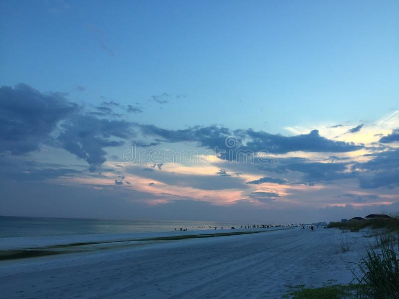 Destin Florida fotografia stock