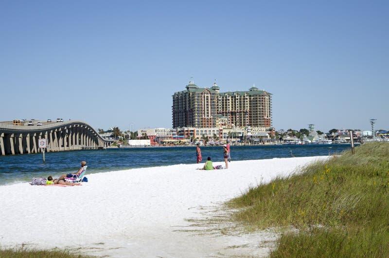 Destin Florida U.S.A. fotografie stock libere da diritti