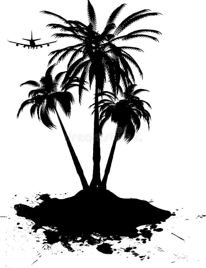 Destinación del día de fiesta libre illustration