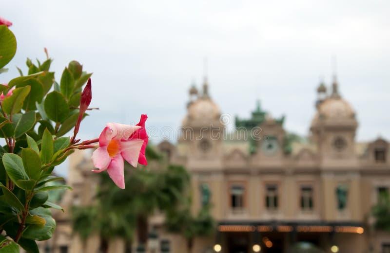 Destinación del recorrido - Mónaco fotografía de archivo libre de regalías
