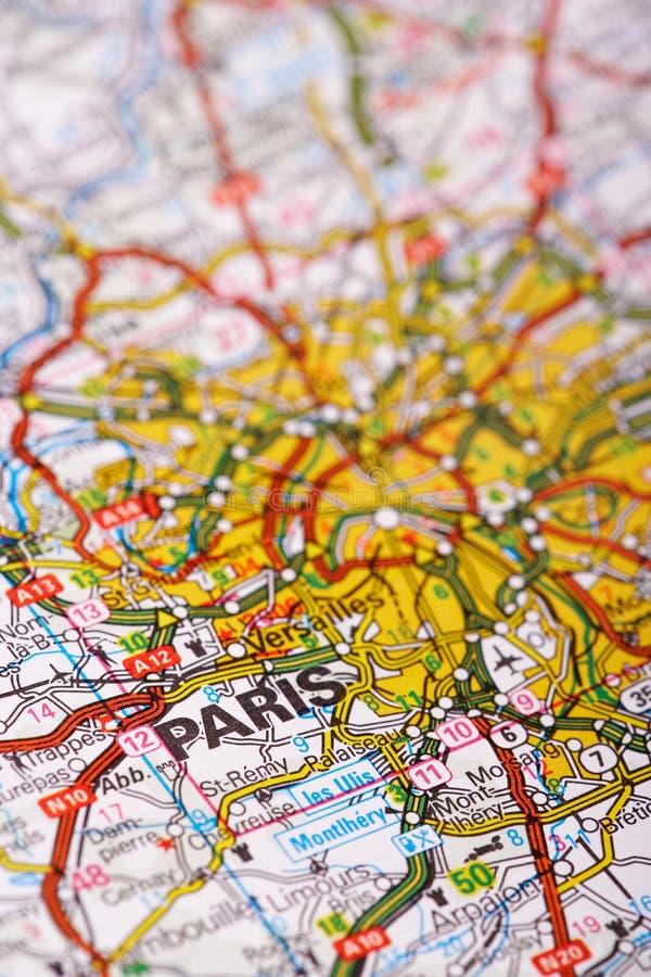 Destinación: París imágenes de archivo libres de regalías