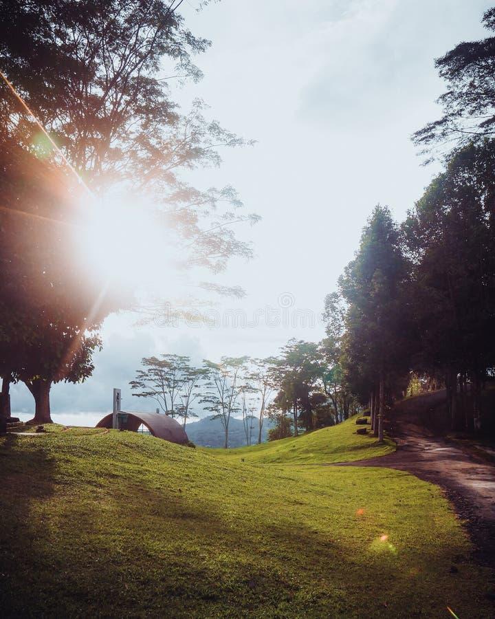 Destinación tropical fotografía de archivo libre de regalías