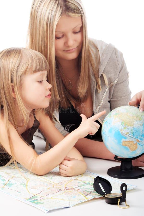 Download Destination stock image. Image of child, relatives, girl - 7897039