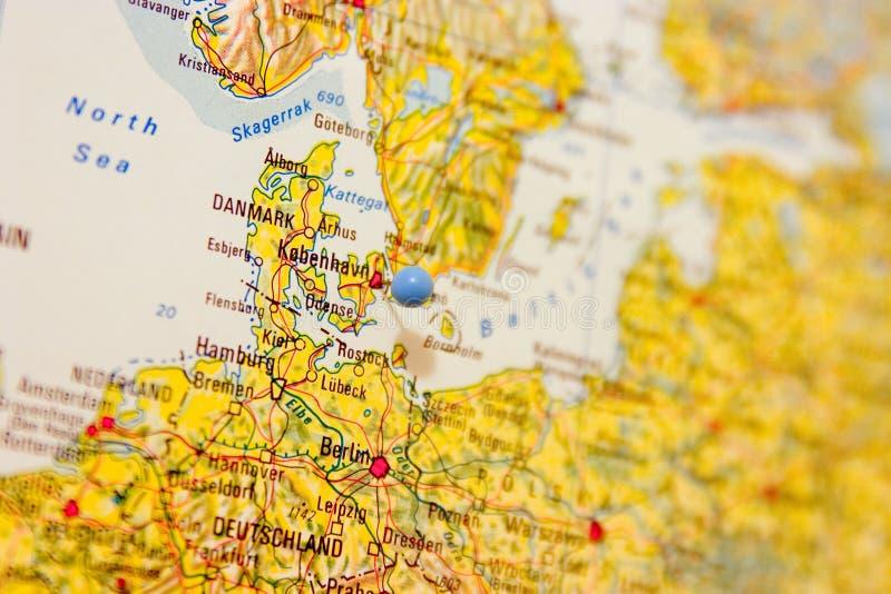 Download Destination: Copenhagen stock photo. Image of target, location - 4379560