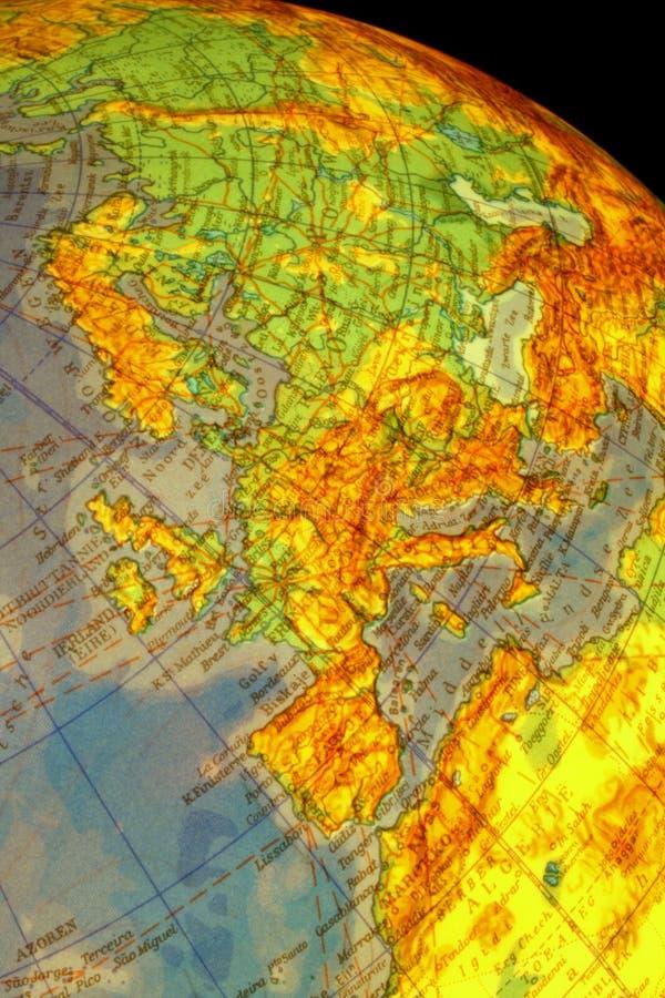 Destinazione Europa immagini stock