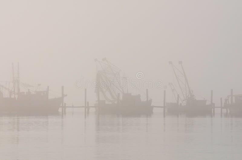 Destinerad dimma arkivbilder