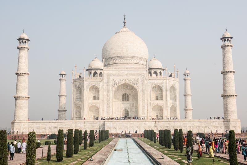 Destino do curso em Agra fotos de stock