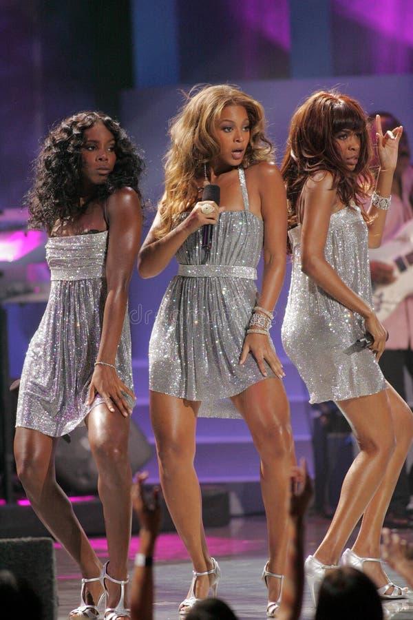 Download Destiny's Child redaktionell bild. Bild av kodak, show - 37346581