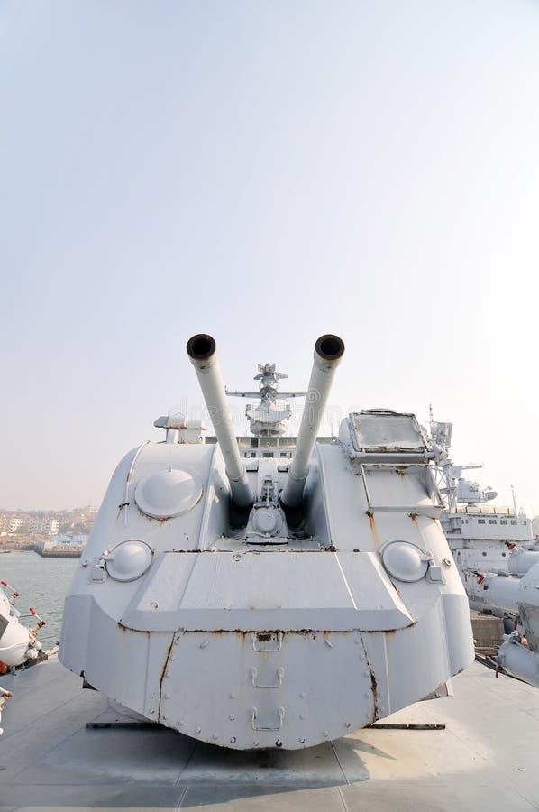 Download Destroyer artillery stock photo. Image of artillery, destroyer - 27527306