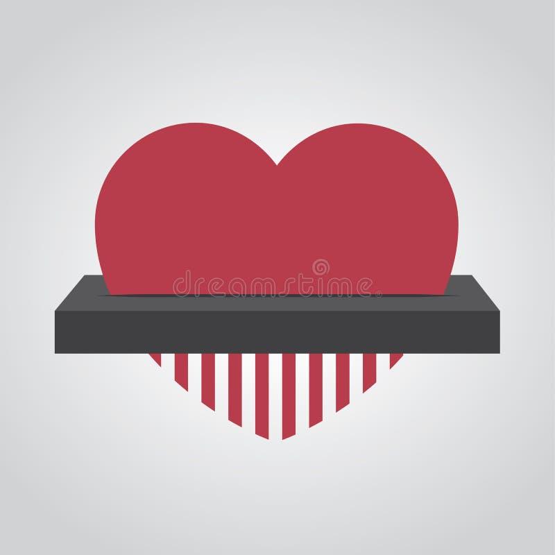 Destrozo del corazón libre illustration