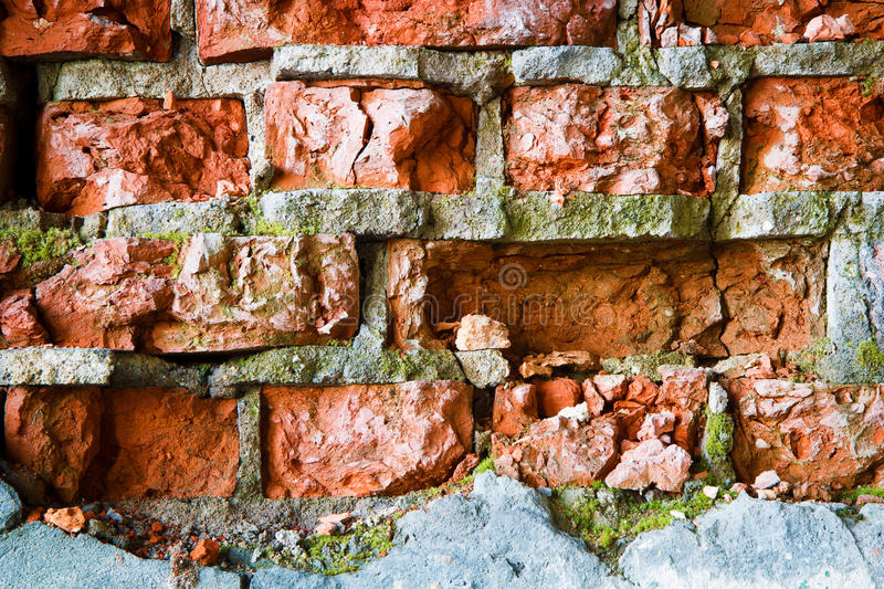 Destruction Wall Stock Images