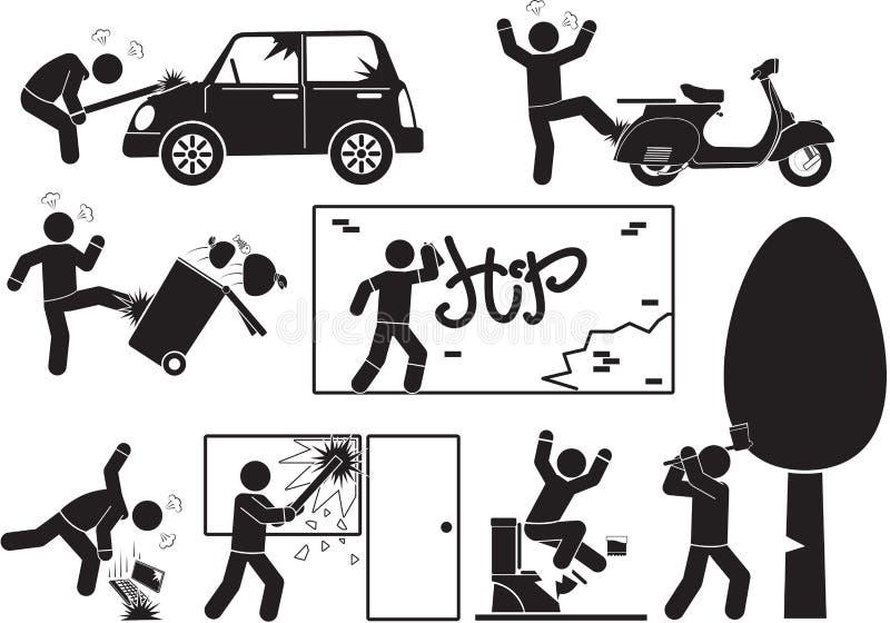 destruya libre illustration