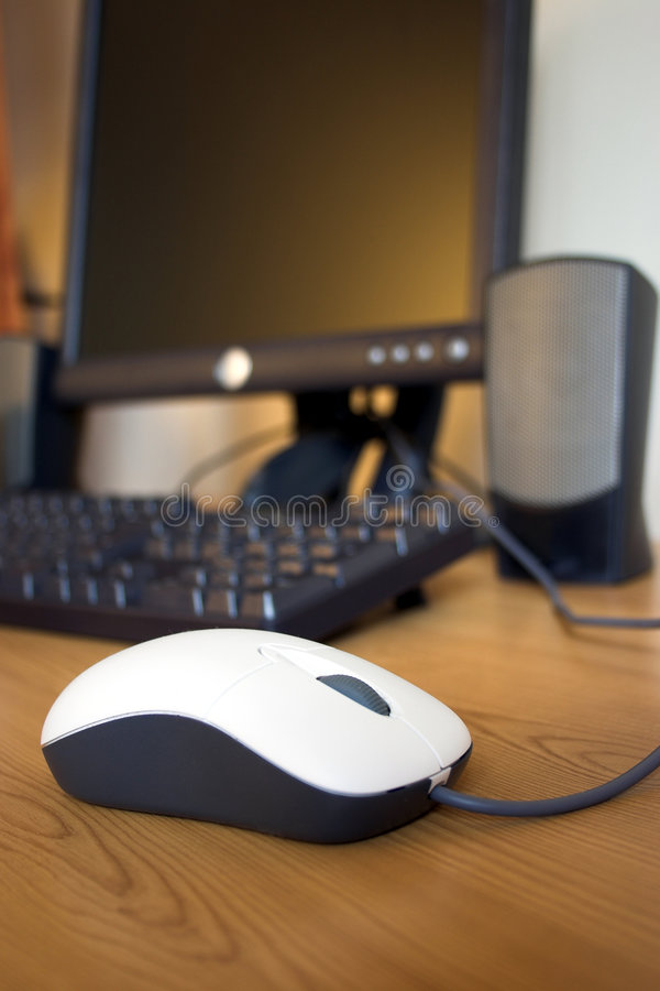 Desvío del ratón fotografía de archivo libre de regalías