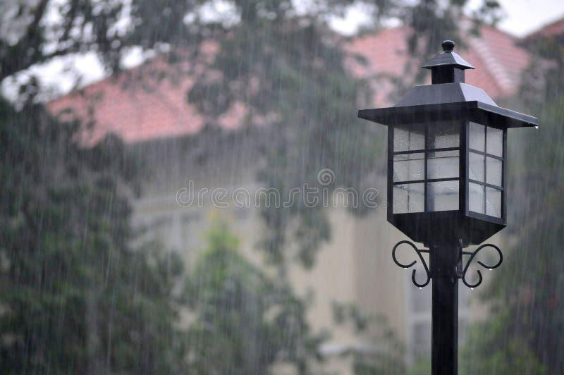 deszcz obraz stock