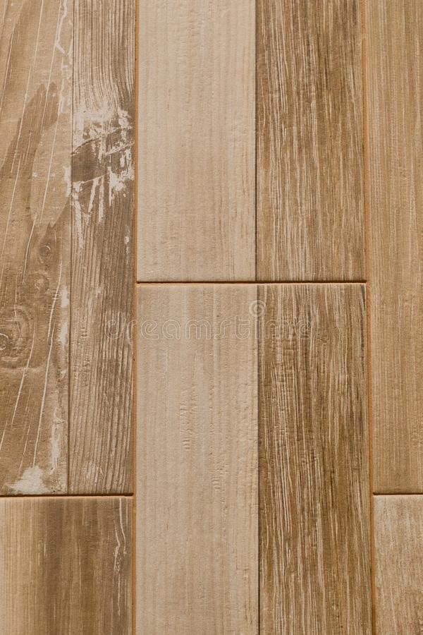 det är brun textur för keramisk tegelplatta för modell och bakgrund royaltyfria foton