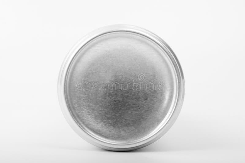 det aluminum mellanrumet kan dricka arkivfoton