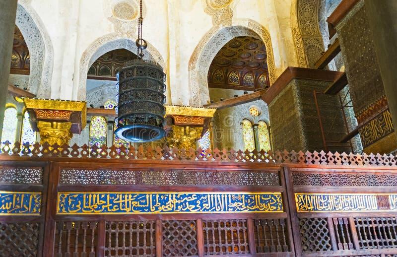 Det arabiska ljuset arkivfoto