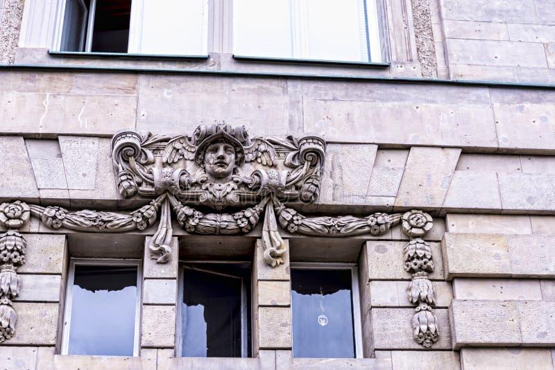 Det Gendarmenmarket området av Berlin huvudstaden av Tyskland arkivbilder
