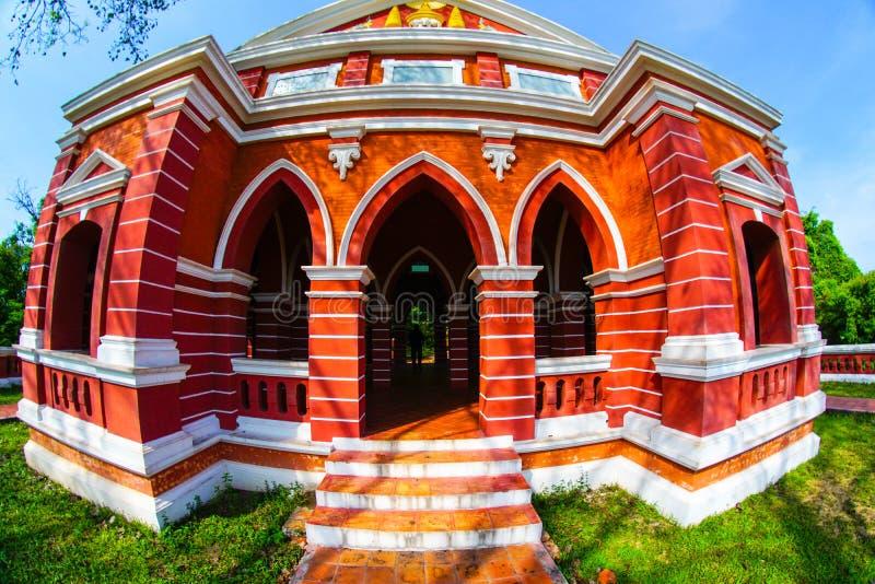 Det härligt av Sala Phra Wihan Daeng royaltyfri fotografi