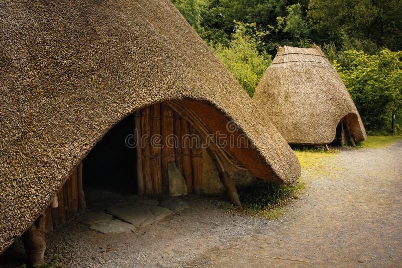 Det irländska nationella arvet parkerar Wexford ireland arkivfoton