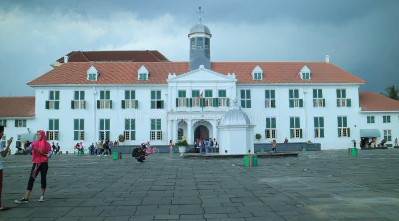 Det Jakarta historiemuseet arkivbilder