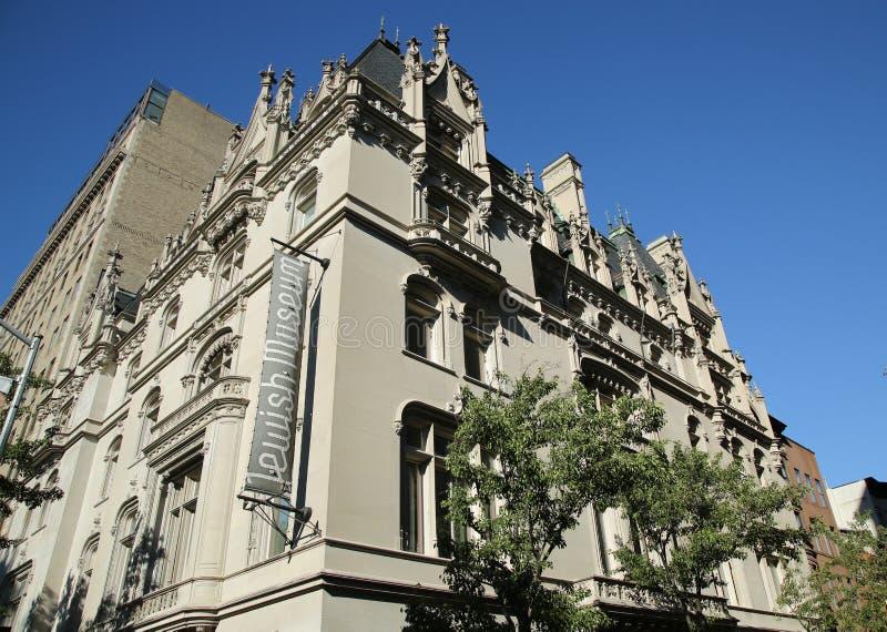 Det judiska museet i Manhattan royaltyfri bild