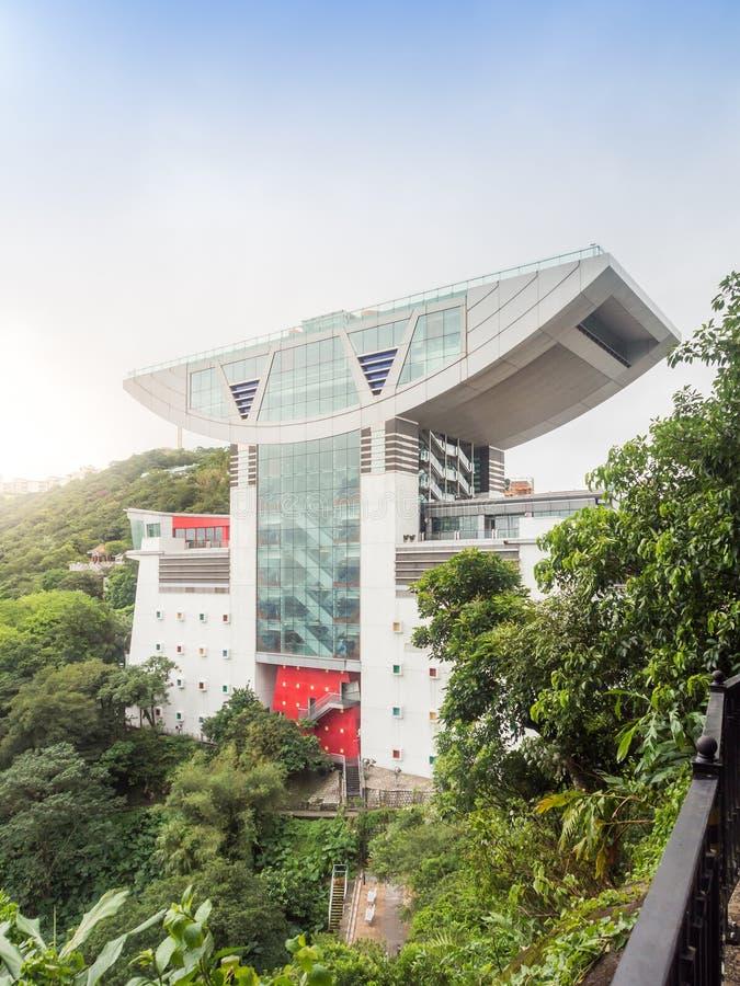 Det maximala tornet i Hong Kong royaltyfri foto