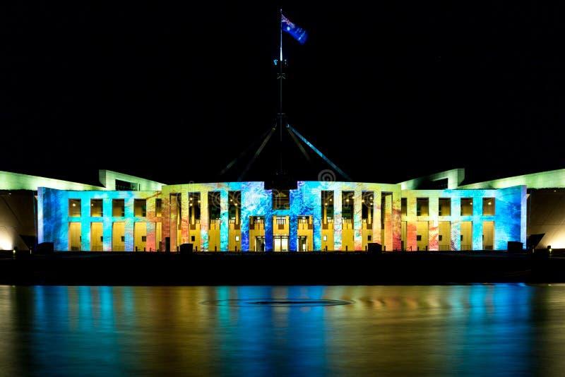 Det Parliamenet huset på klargör 2015 arkivfoto