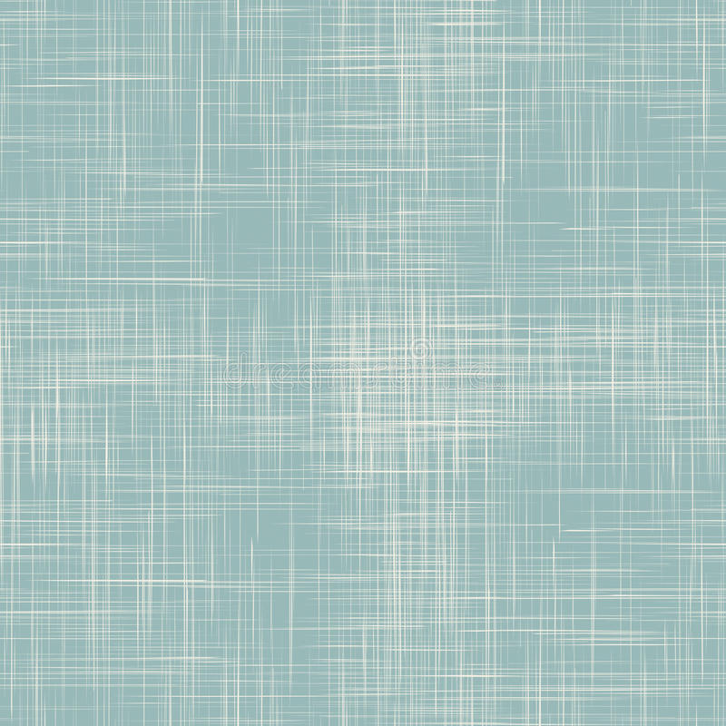 Det seamless blåttlinnet texturerar royaltyfri illustrationer