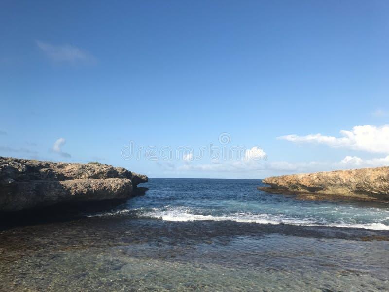 Det stora havet arkivbilder