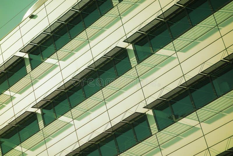 Kontorsbyggnad fotografering för bildbyråer